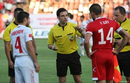 Капитанът на ЦСКА: Липсва ни една голяма част