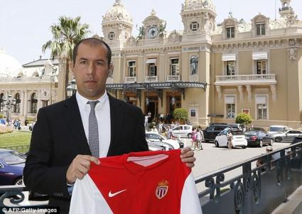 Треньорът на Монако е недоволен