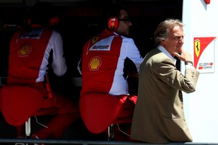 Монтедземоло категоричен: Няма да напускам Ферари!