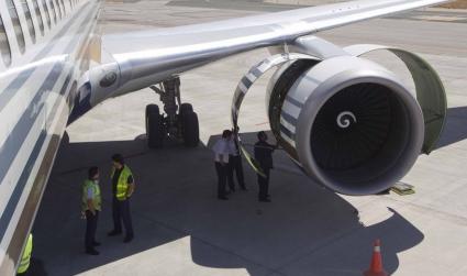 Самолетни проблеми за Севиля
