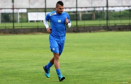Божинов тренира с дубъла на Левски