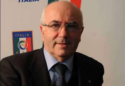 Италианската футболна федерация с нов шеф