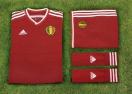 adidas ще партнира на Белгия по пътя към Евро 2016 и занапред