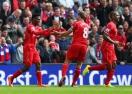 """Въпреки че изкупи звездите им, Ливърпул се измъчи със """"светците"""", но все пак стартира с победа (видео)"""