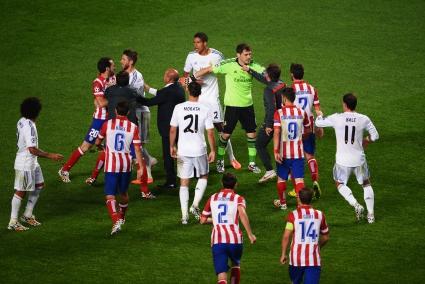 В Реал очакват Атлетико да им направи шпалир