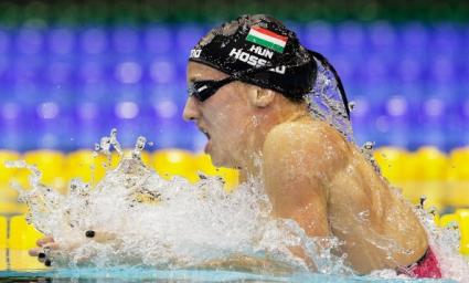 Катинка Хосшу защити европейската си титла на 400 м съчетано