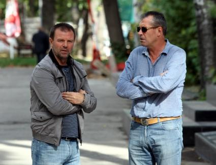 """Защо """"Титан"""" уволни Стойчо? Пази се запис на култов разговор между треньора и Майкъла"""