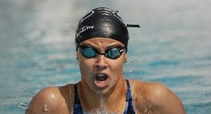 Нина Рангелова на финал на 100 метра свободен стил след отказване на Катинка Хошу