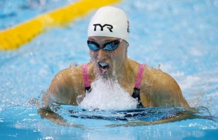 Педерсен стана европейска шампионка по плуване на 100 метра бруст