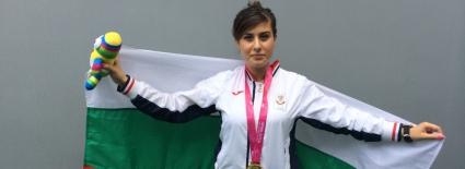 Ненчева донесе второ злато за България от Младежките олимпийски игри