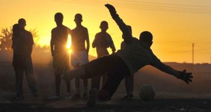 Трафикът на деца във футбола