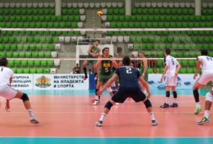 Бразилия би Франция с 3:1 в контрола в Ботевград