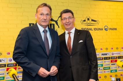 Новите пари в Дортмунд се оказаха повече от 110 млн. евро