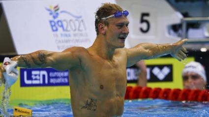 Виктор Бромер стана европейски шампион на 200 метра бътерфлай
