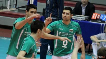 Младежите на България загубиха с 1:3 от Иран в контрола в София