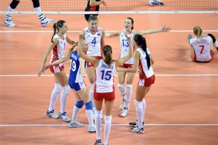 Русия с първа победа на финалите в Токио
