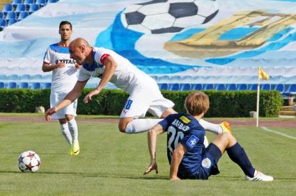 УЕФА няма да признава резултатитe на отборите от Крим в първенството на Русия