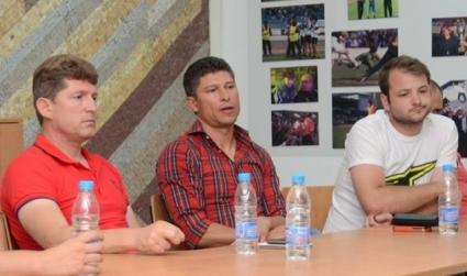 Привържениците на Литекс удовлетворени от срещата с Балъков и ръководството