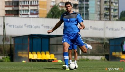 Бивш нападател на Левски пред договор с бившия клуб на Стивън Ло