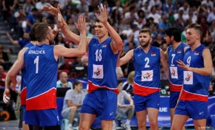 Сърбия с всичките си звезди на Мондиала