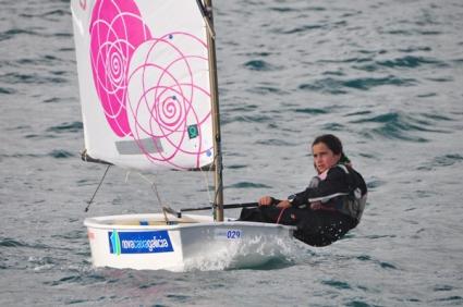 Хинковска 18-а в надпреварата по ветроходство