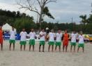 """България седма в дивизия """"Б"""" на Европлигата по плажен футбол"""
