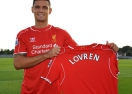 Ловрен отказал по-добри оферти, за да играе в Ливърпул