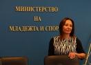 Министър Раданова и екипът й с пресконференция за ремонта на Зимния дворец