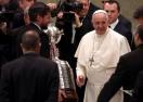Папа Франциск прие делегация на Сан Лоренсо