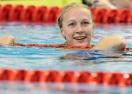 Сара Шьострьом стана европейска шампионка на 100 метра свободен стил