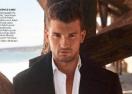 Григор изгря в модната библия Vogue