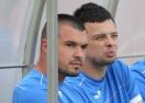 Божинов гледа Фулъм със своя мениджър и босовете на тима