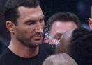 При предишната травма на Владимир Кличко противникът е сменен