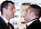 Треньор на Кобрата: Контузията на Кличко може да е мениджърски трик