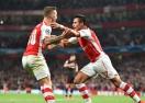Дебютният гол на Алексис Санчес прати Арсенал в групите (видео)