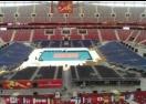Националният стадион във Варшава готов за откриването на Световното по волейбол