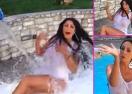 """Най-горещата """"Ледена кофа"""" е на Марика (видео)"""