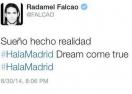 Фалкао потвърди трансфера си в Реал Мадрид, после се отметна (снимка)