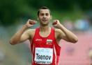 Митко Ценов донесе единствената победа за сборния отбор на Балканите