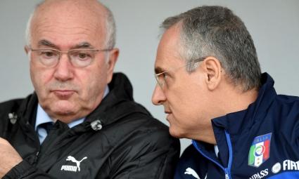 """Скандал в """"Скуадра адзура"""" - играчите мрънкат заради президента на Лацио"""