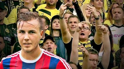 Молят феновете в Дортмунд да не освиркват Гьотце