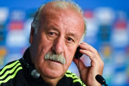 Дел Боске: Извиках Мунир, защото вече беше в базата на националния отбор