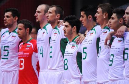 Време е за истински волейбол! България vs. Русия
