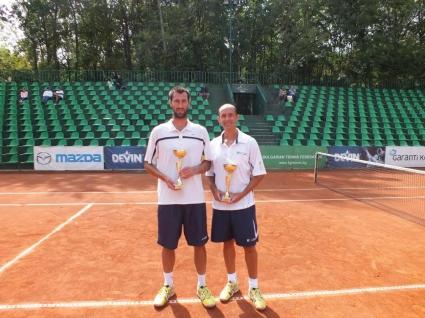 Халачев стана шампион и на двойки, вижте всички победители