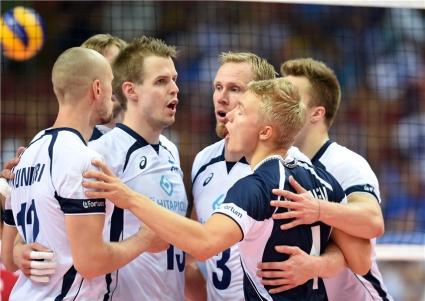 Финландия в Топ 16 на Мондиала след чисто 3:0 над Тунис