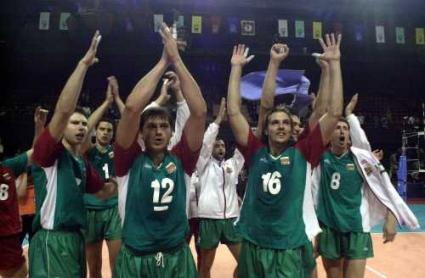 България с 2 победи над Русия на световни първенства