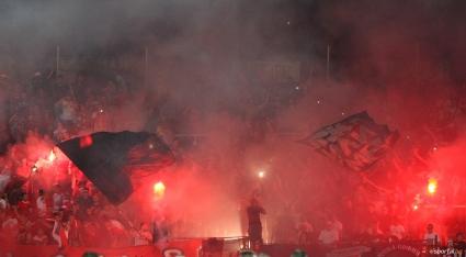 Рядко срещана еуфория в България - ето как феновете посрещнаха ЦСКА (видео)