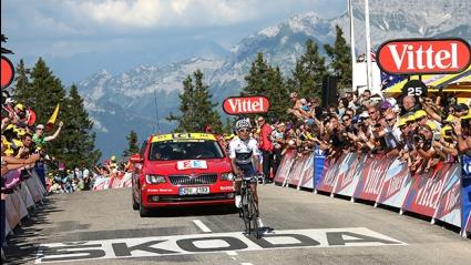 Полякът Немец спечели 15-тия етап от Обиколката на Испания