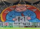 В УЕФА се обидиха на прасето