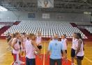 Дунав 8806 започна подготовка с шампионски амбиции